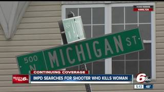 Pregnant woman shot, killed on west side ID'd