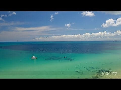 4K Fraser Island Activities  Hervey Bay AUSTRALIA Part 22 オーストラリア