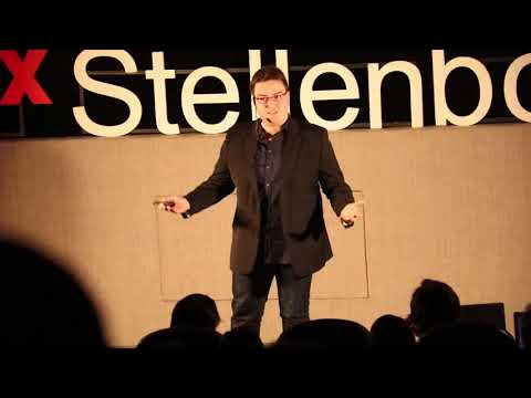 Partnerships: how to shape South Africa's future for the better | Ryan Boyd | TEDxStellenbosch