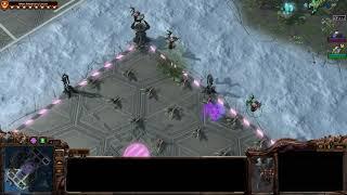 StarCraft II Direct Strike #1031 — commanders 3v3 Kerrigan