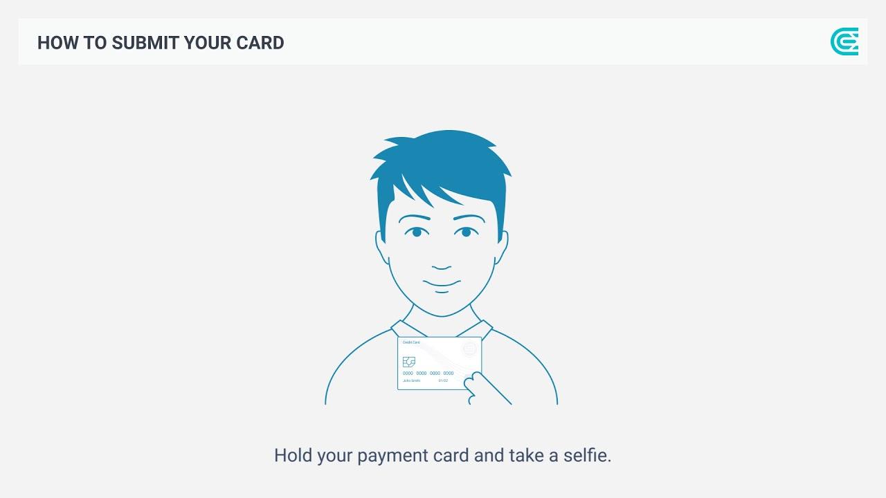 Payment Card Verification Guide – CEX IO HELP CENTRE