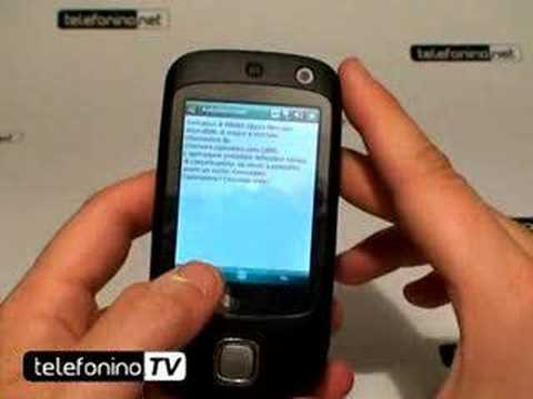 HTC Touch Dual da telefonino.net la videoprova