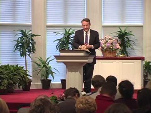"""Wedding Clothes"" -- Matthew 22:1--14"