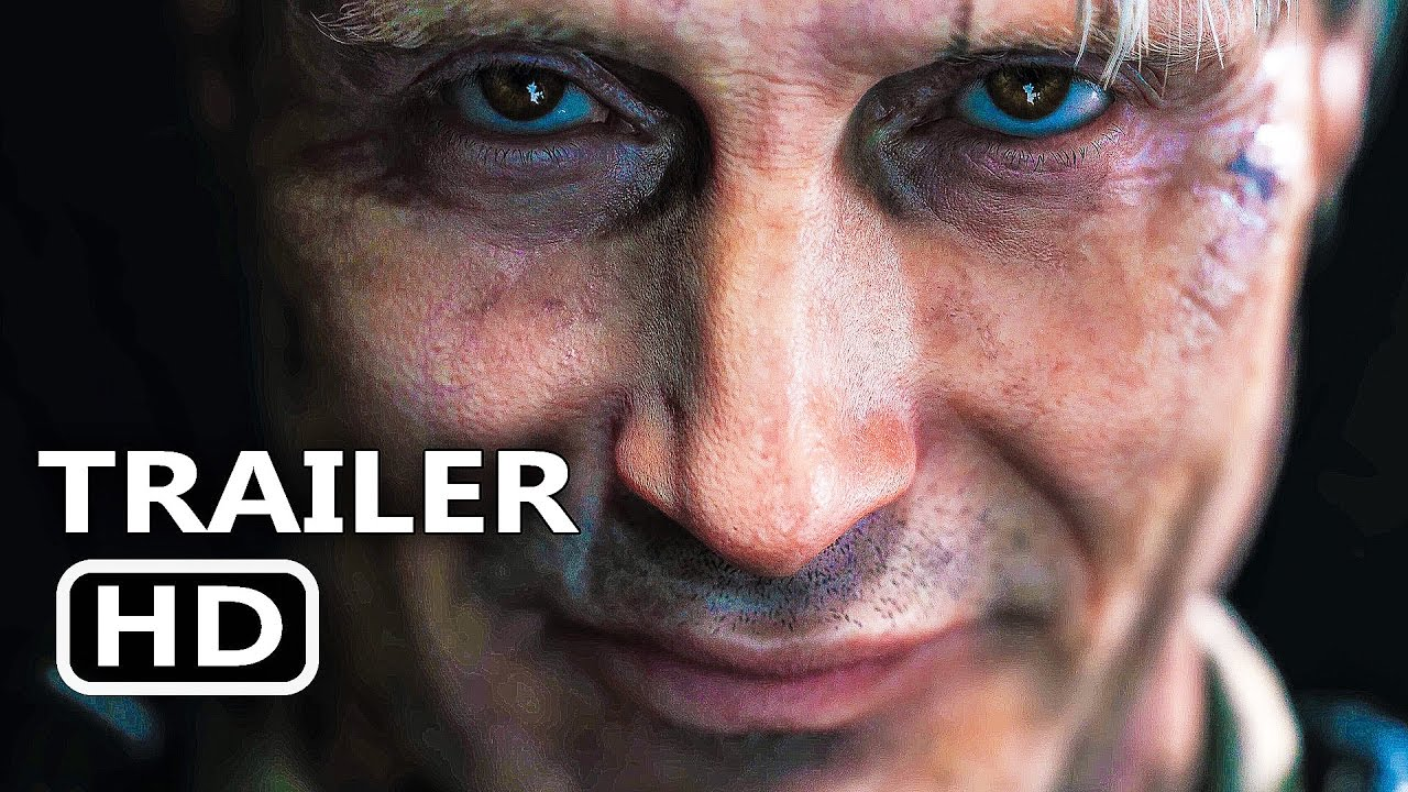 PS4 - Death Stranding Trailer 4K (Hideo Kojima) TGA 2016 thumbnail