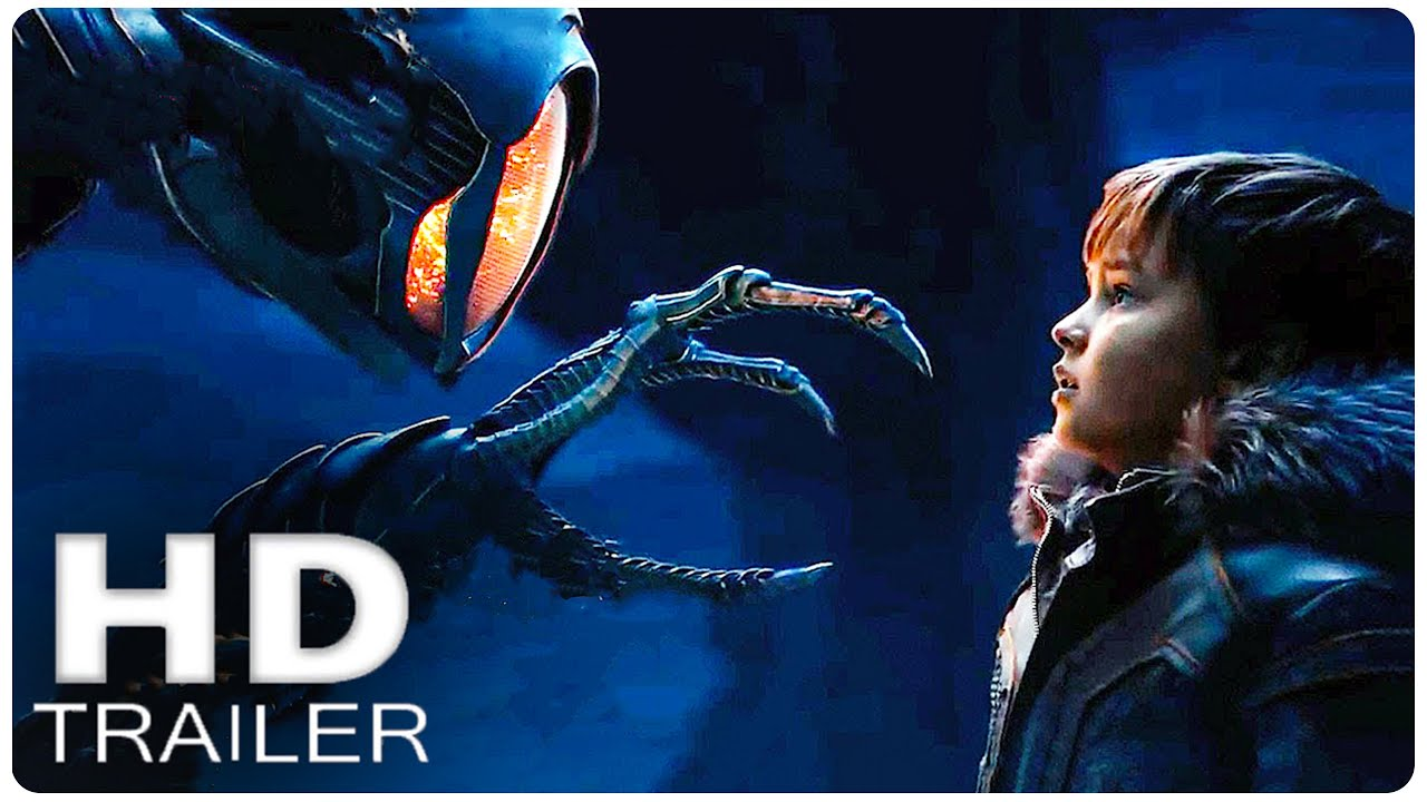 LOST IN SPACE 2 Trailer (2019)