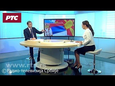 Vučić za RTS: Znamo šta je Makedonija radila, a što se ne radi prijateljima