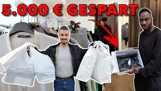RIESEN XXL DESIGNER SHOPPING VLOG (SALE IN ANTWERPEN)