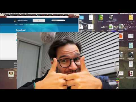 This is how I connected my Canon DSLR as a webcam - A geek