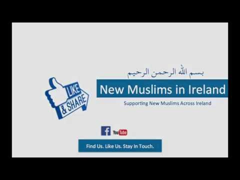New Muslims In Ireland - Surah Al Asr - 103