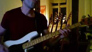 Cut the cake - Average white band - bass playalong