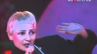 YouTube Жанна Агузарова и Браво В Городе Моём 1988