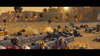 Clash of clans lav tazi animasyon