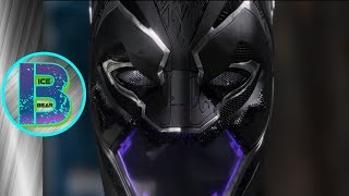 Top 10 Surprising Superpowers of Black Panther   Explained in Hindi   BlueIceBear