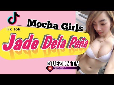 TIKTOK PH BABE MOCHA GIRLS JADE DELA PEÑA