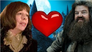 What Was Really Happening With Hagrid And Madam Maxime?