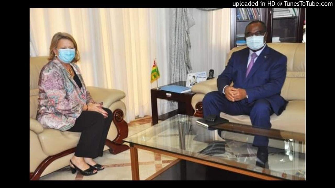 Download L'ambassadeur de la Délégation de l'UE a terminé sa mission au Togo