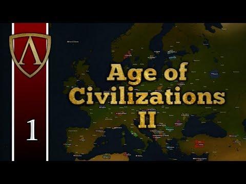 Letu0027s Try Age of Civilizations II -- Part 1