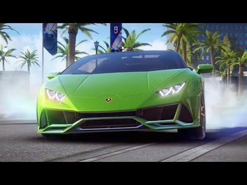 Asphalt 9 Legends Lamborghini Huracan Evo Spyder Update Youtube