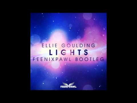 Ellie Goulding - Lights (Feenixpawl Bootleg)