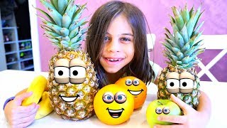 Yes Mister Pineapple I Johny Song with Jessie