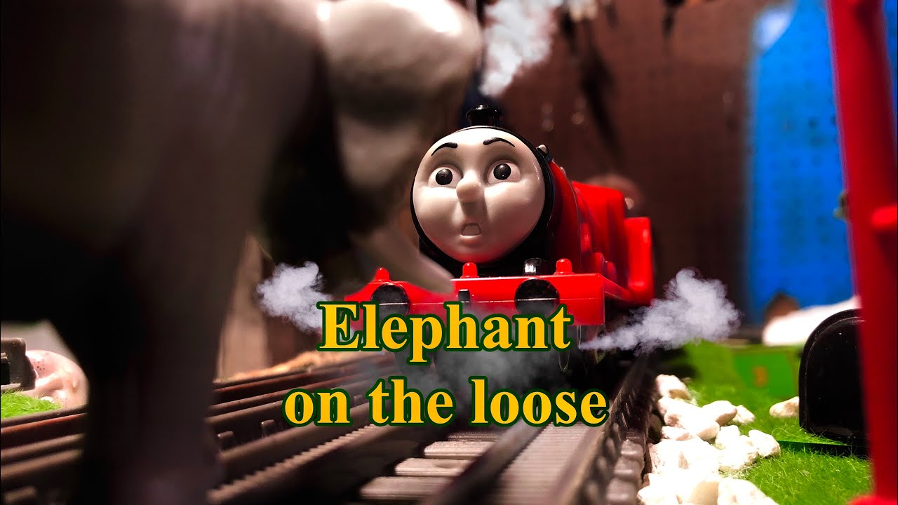 TPTS S4 Ep16 ELEPHANT ON THE LOOSE
