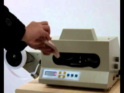 ZB 200 Banknote Banding Machine