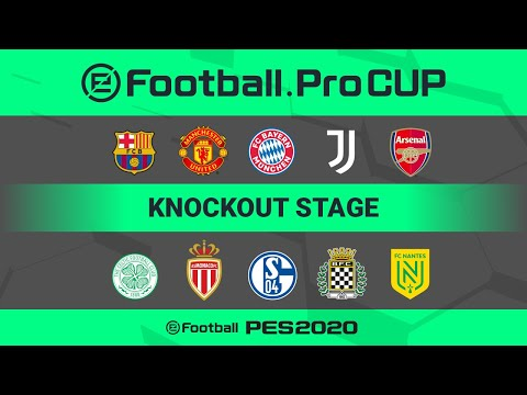 eFootball.Pro Cup Knockout Stage