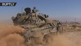 Golan Heights Fight: Syrian govt army battles after Israeli IDF's attack