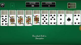 Spider Solitaire Fun and Addictive Game for Android screenshot 3