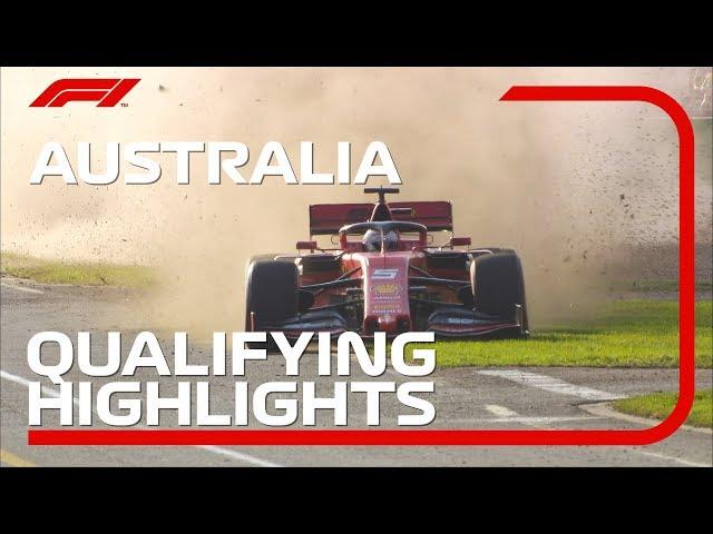 2019 Australian Grand Prix: Qualifying Highlights