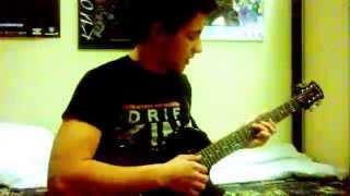 Have love will travel очень простой видеоурок на гитаре!