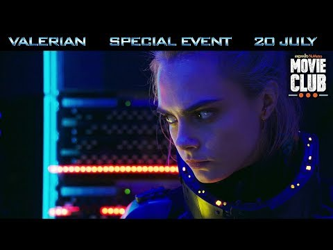 'Valerian and the City of a Thousand Planets' Exclusive South Africa Première