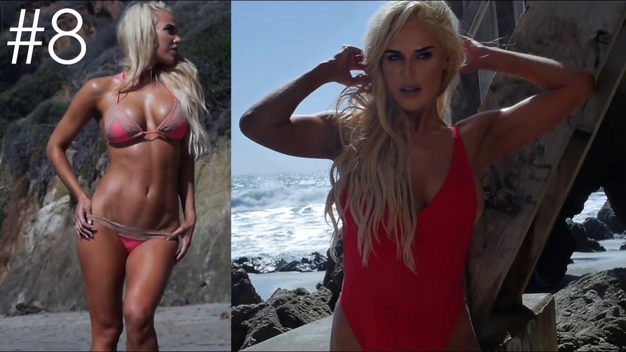 WWE Lana (C.J. Perry) Hot Compilation - 8