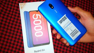 Redmi 8A Unboxing And First Look 3GB/32GB   best Budget Smart Phone in India   #DumdaarRedmi8A