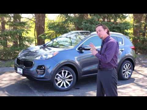 2017 Kia Sportage - How To Open Fuel Door | Lupient Kia | Minneapolis MN