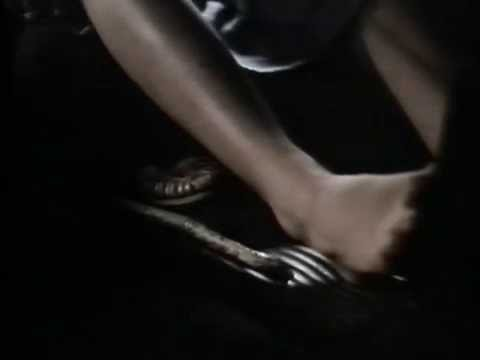 Tentacle grab, wrapping around her foot and ankle (The Kindred)