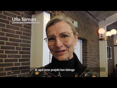 Inner Wheel D45 interview Ulla Tørnæs - marts 2018