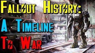 Fallout History: A Timeline To War