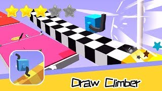 Draw Climber - Voodoo - Walkthrough Draw your legs and run! Recommend index three stars