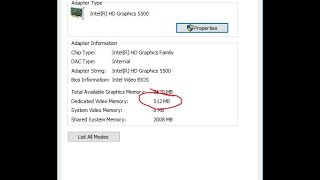 Video How to Increase Dedicated Video Memory on Intel HD Graphics Without Bios 2017 || RJ Solution || download MP3, 3GP, MP4, WEBM, AVI, FLV Desember 2017