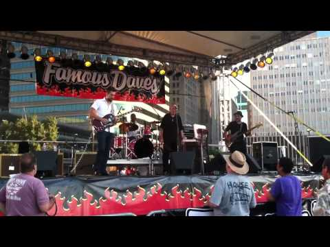 Charlie Musselwhite @ Famous Dave's 8th BBQ/Blues Festival 3