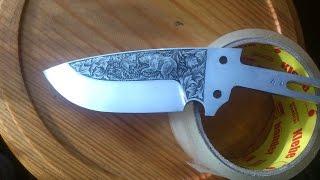 Как сделать гравировку на метале в домашних условиях своими руками