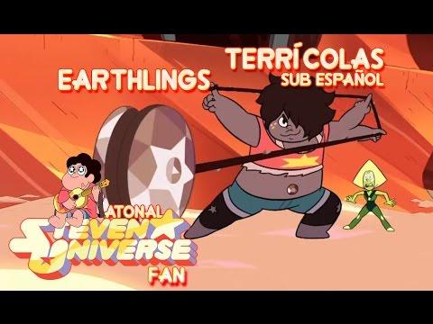 Steven Universe Terrícolas/Earthlings | Sub Español e ingles completo en la descripción | HD |