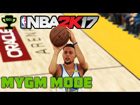 NBA 2K17 MyGM: 3 Moves to make as the Golden State Warriors in NBA 2K17 MyGM/MyLeague Mode