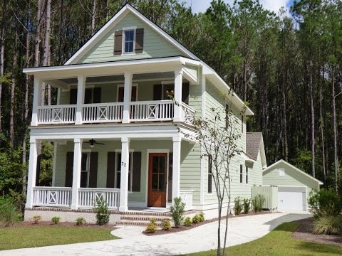 Hampton Lake New Showcase Home By David Weekley