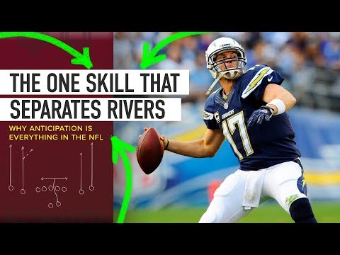 Philip Rivers & the L.A. Chargers - Using Anticipation to Win Games