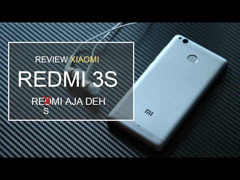 Review Xiaomi Redmi 3S Resmi Indonesia - Yang Res(d)mi Aja Deh