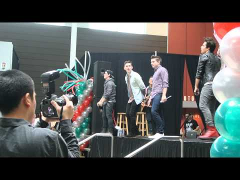 Treasure and Let me love you covered by Midnight Red