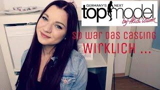 SO WAR DAS GNTM CASTING WIRKLICH | Germanys Next Topmodel 2018