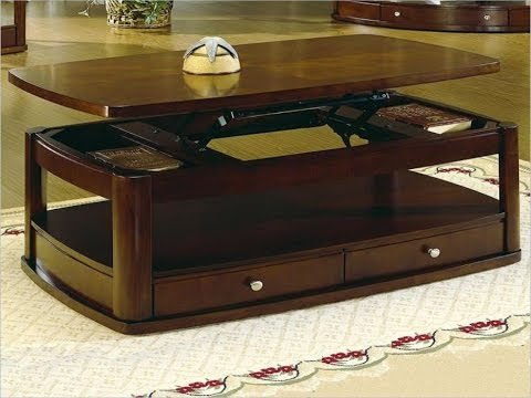 Convertible Coffee Dining Table - Convertible Coffee Dining Table - YouTube